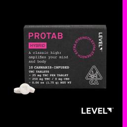 Hybrid ProTab by Level Blends