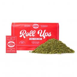 Sativa Roll Ups Pre-Ground...