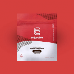 Cocoa Krispy Treats 100mg