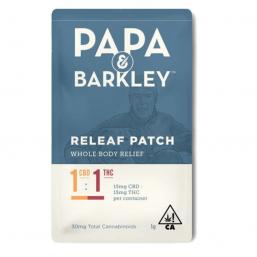 Releaf™ Patch 1:1 CBD:THC