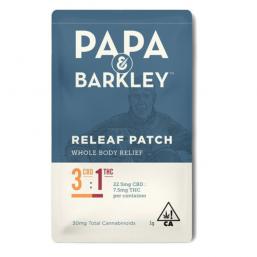 Releaf™ Patch 3:1 CBD:THC